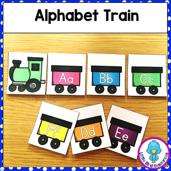 All Aboard the Alphabet Train