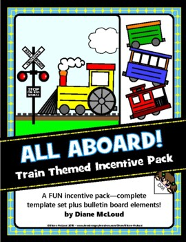 All Aboard the Memory Train - Pattern Pack