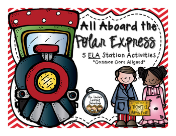 All Aboard the Polar Express {5 ELA Stations}