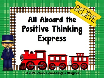 All Aboard the Positive Thinking Express