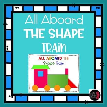 All Aboard the Shape Train- Shape Sorting Game