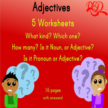 ADJECTIVES in Depth