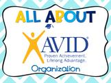 All About AVID: Organization