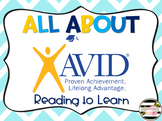 All About AVID: Reading to Learn