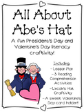 Abe's Hat - President's Day Activity