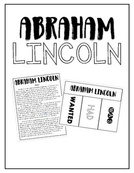 All About Abraham Lincoln