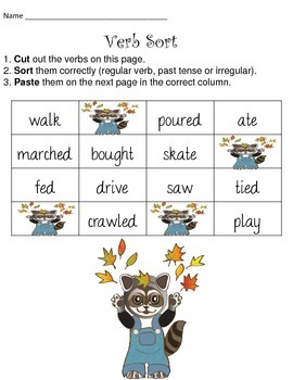 All About Verbs-2nd Grade and 3rd Grade