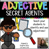 Adjective Secret Agents