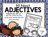 All About Adjectives Book