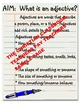 All About Adjectives, List of useful adjectives and adject