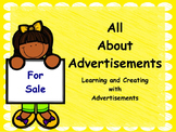 All About Advertisements: PowerPoint and Worksheets