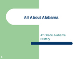 All About Alabama PPT