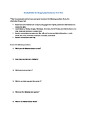 All About Alabama Study Guide