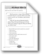 All About Allen Say (Allen Say/author and illustrator)