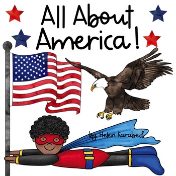 All About America Booklet: History, Facts & Fun!