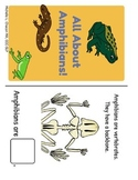 All About Amphibians! Fact and Vocabulary Book