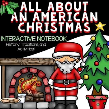 Christmas Interactive Notebook