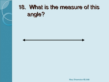 Think Quick PowerPoint: All About Angles