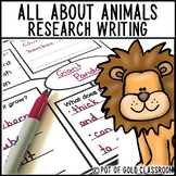 All About Animal Information Writing