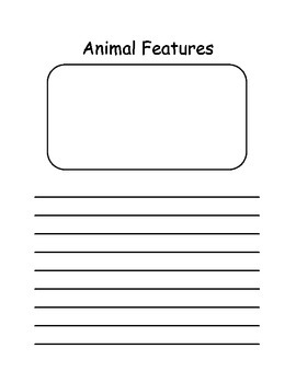 All About Animal Writing