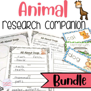 Animal Research Companion Bundle
