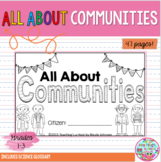All About Communities mini-book