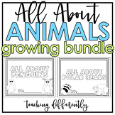 All About Animals Growing Bundle