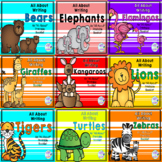 All About Animals Informational Writing Bundle