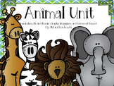 All About Animals Mini Unit Project