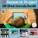 All About Animals QR Research Projects