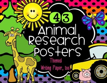 Animals Research Activity