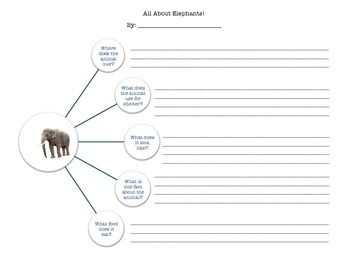 All About Animals Research Project