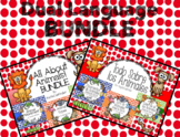 All About Animals - Todo Sobre Los Animales: Dual Language Bundle