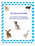All About Animals_NF_Passages