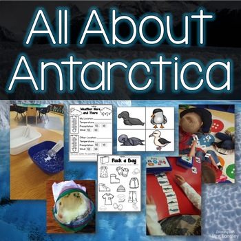 All About Antarctica