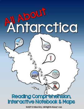 All About Antarctica Set