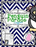 All About Antarctica for the K-2 Classroom~Penguin Parade