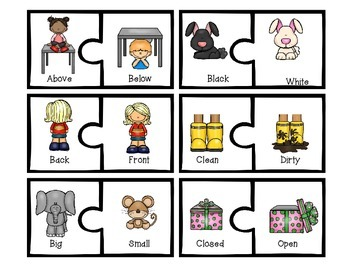 All About Antonyms