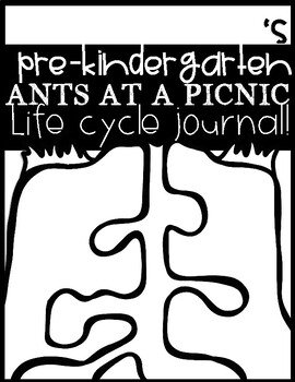 ANT LIFE CYCLE {On a Picnic}: