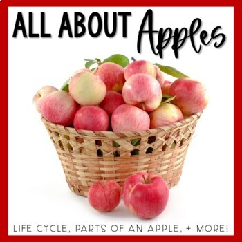 All About Apples Unit