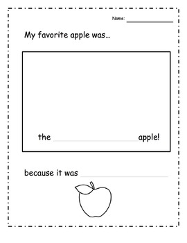 All About Apples!
