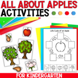 All About Apples Life Cycle Activities Unit