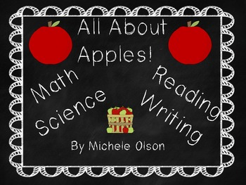 All About Apples!  A Mini-Unit