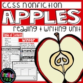 All About Apples {A NonFiction Literacy Unit}