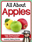 All About Apples Activities & Printables