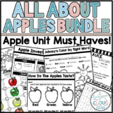 All About Apples Bundle {Johnny Appleseed, Math, Science,