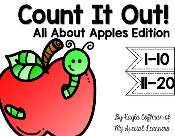 All About Apples Count It Out Adapted Book
