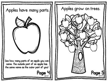 All About Apples FREEBIE