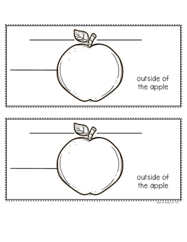 All About Apples Freebie for Kindergarten and First Grade