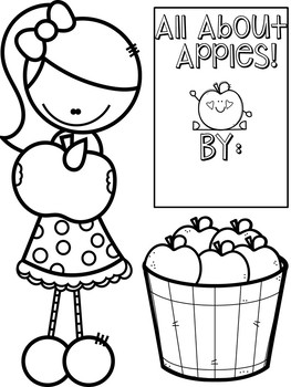 All About Apples Lap-book
